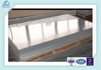 Hot Rolling 1100-H24 Aluminum/Aluminium Sheet/Plate for Boat