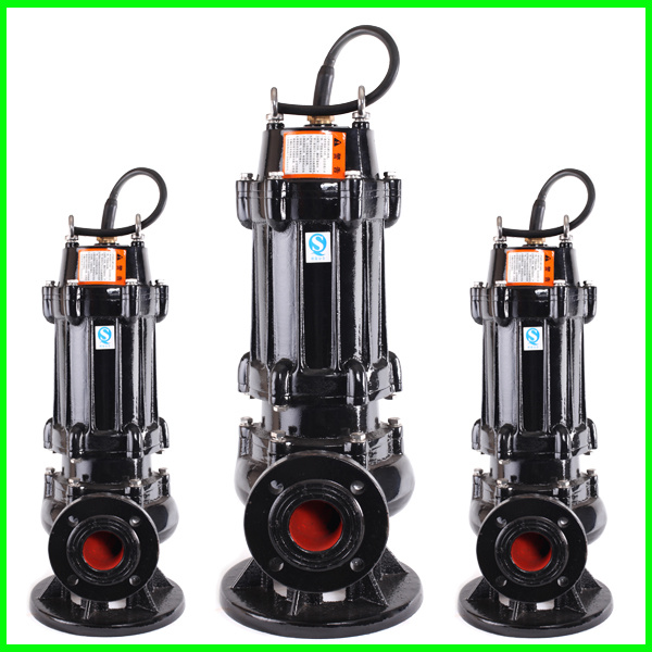 Sludge Pump of Qw Not Easy to Wear and Clogging Pipes