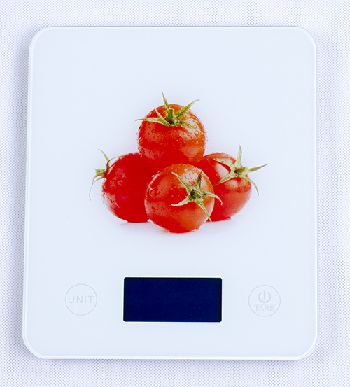 Water Transfer Design Electronic Kitchen Scale (BK763G)