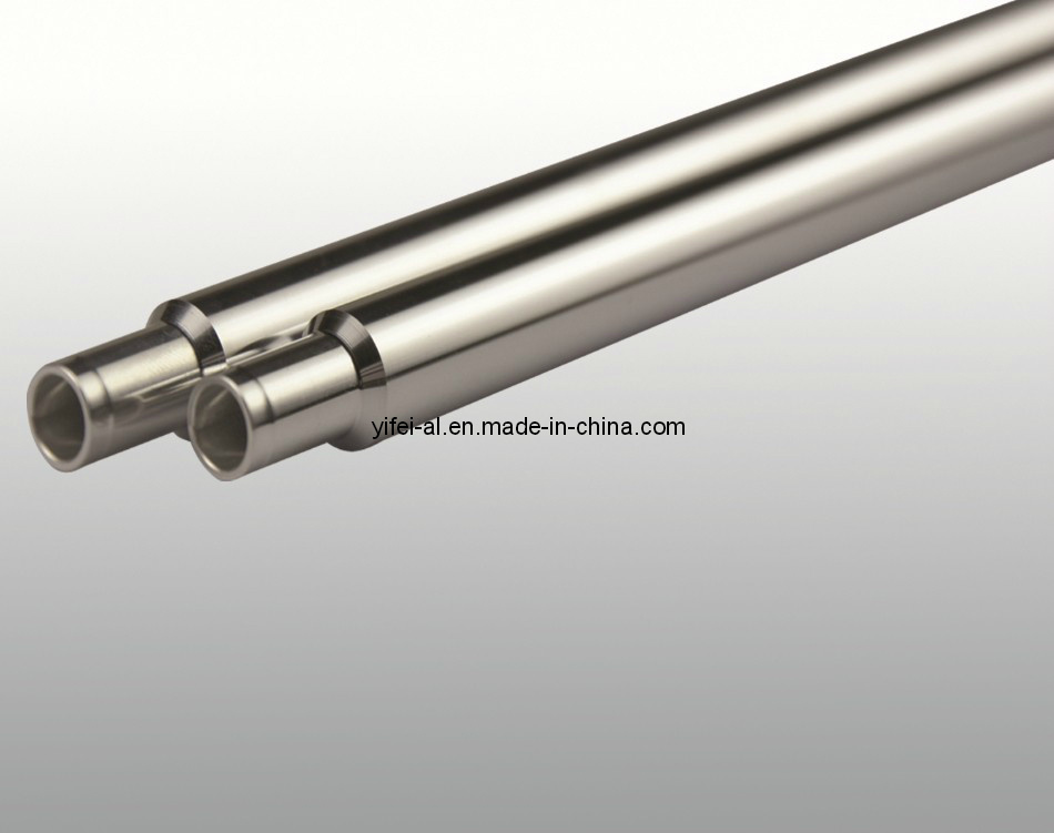 Aluminum/Aluminium Alloy 6063, 3003 Extrusion Turning OPC Tube