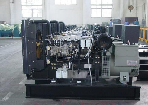 Diesel Generator with Perkins Engine Power 10kw to 1800kw