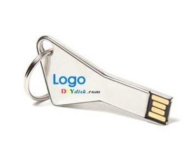OEM Logo Key Shape USB Flash Drive Slim Series
