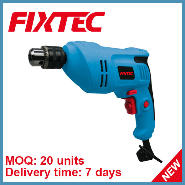 Fixtec Power Tool Hand Tool 500W 10mm Electric Drill
