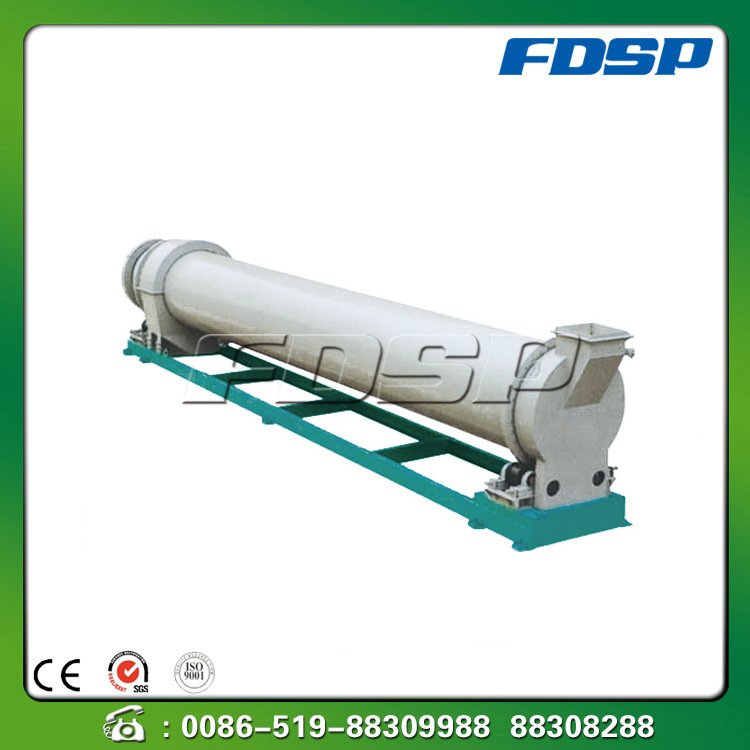 Low Energy Rotary Drum Dryer with CE