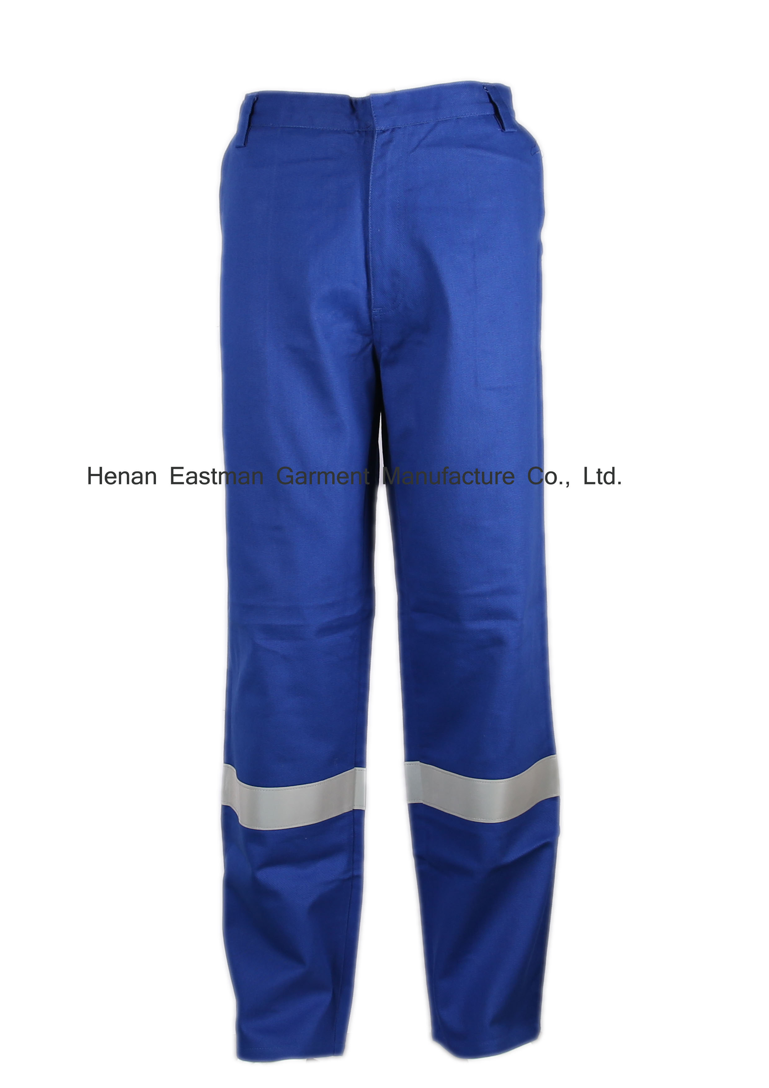 Men′s 100% Cotton Flame Retardant Pants