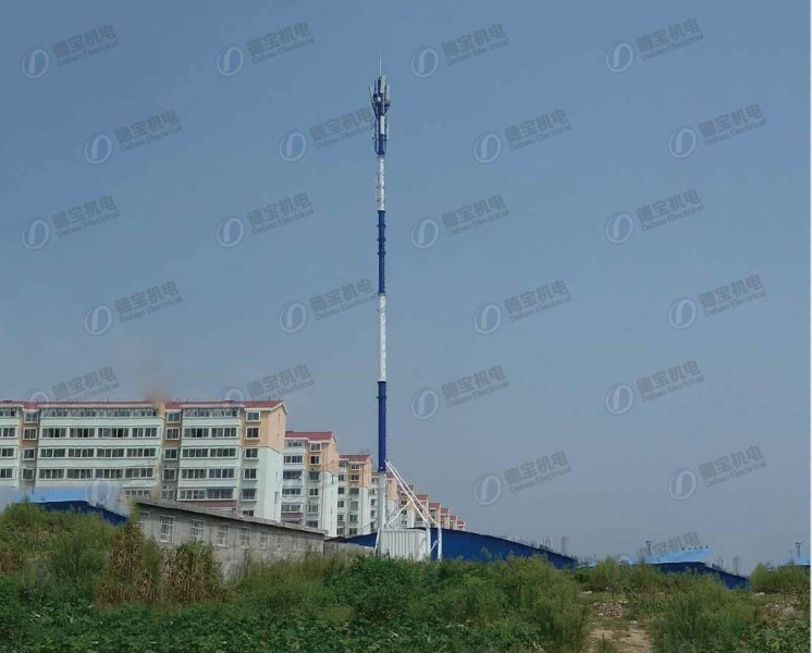 Customized Integrated Slip-in Tower Station