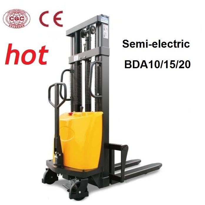 2 Ton Hydraulic Hand Forklift Stacker (SDA20)
