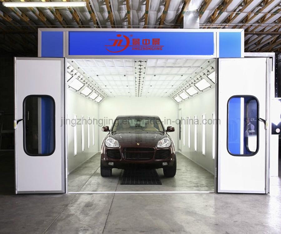 JZJ Spray Booth for Porsche Repair Center (JZJ-9500)