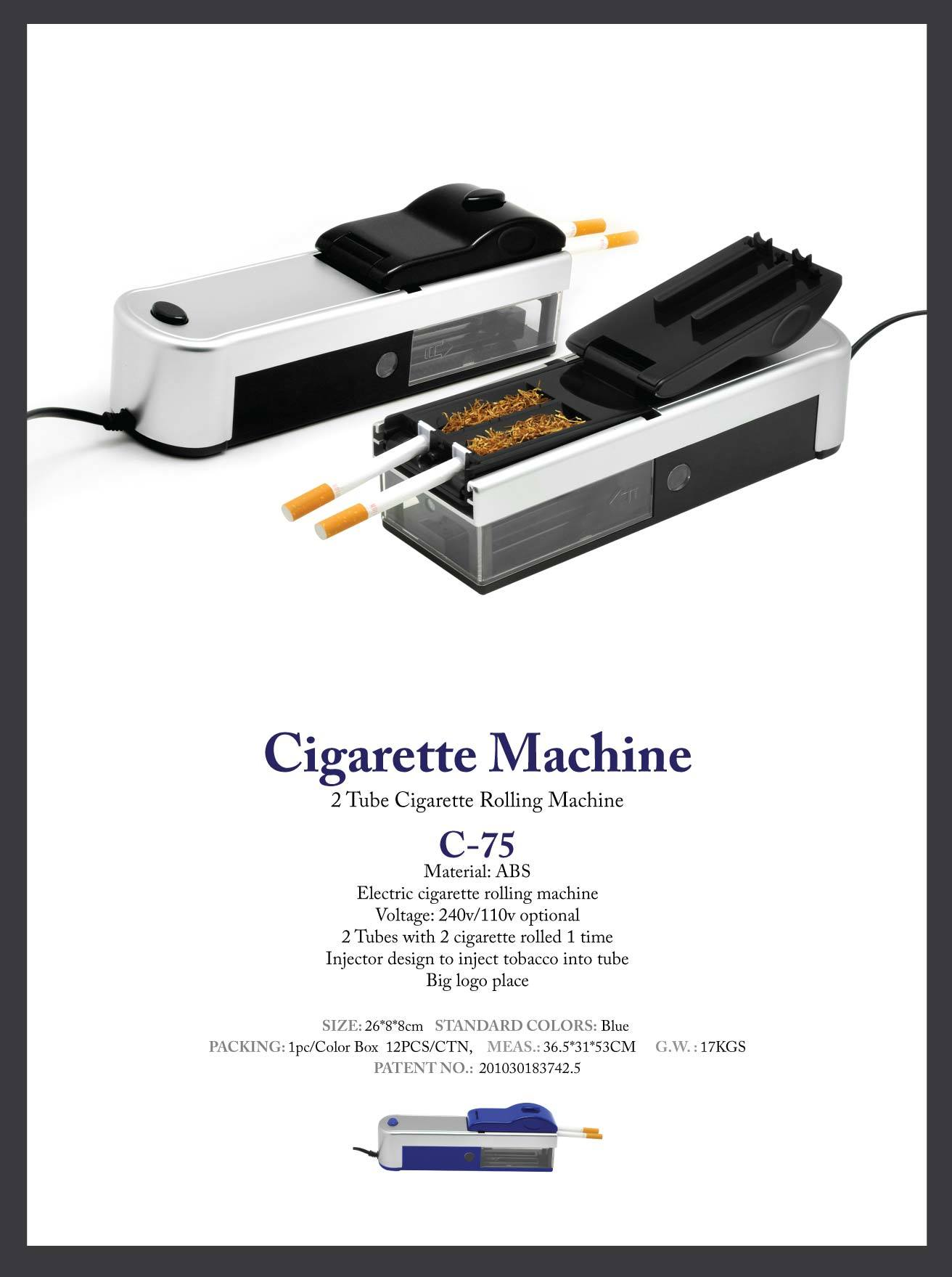 Electronic cigarette Parliament