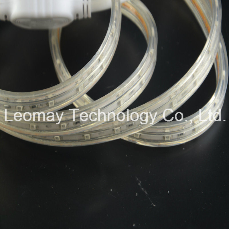220VAC 3528SMD 4W RGB Flexible LED Strip Light LED Ribbon