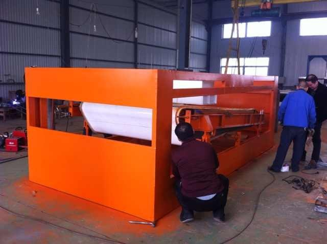 Btpb Plate Type High Gradient Permanent Magnetic Separator for Mining