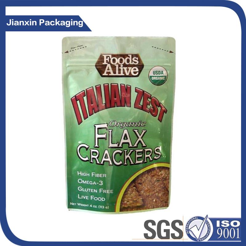 PE Plastic Aluminum Foil Food Packaging Bag