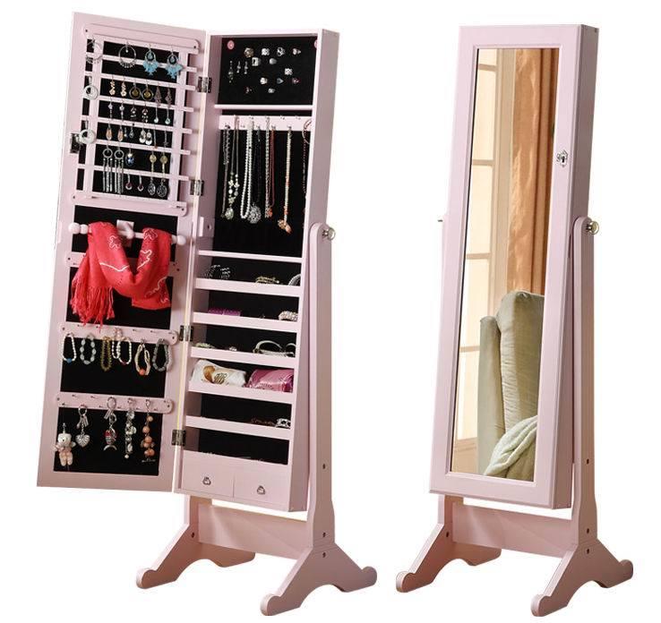 China Fashion Jewelry Mirror Cabinet (410101) - China ...