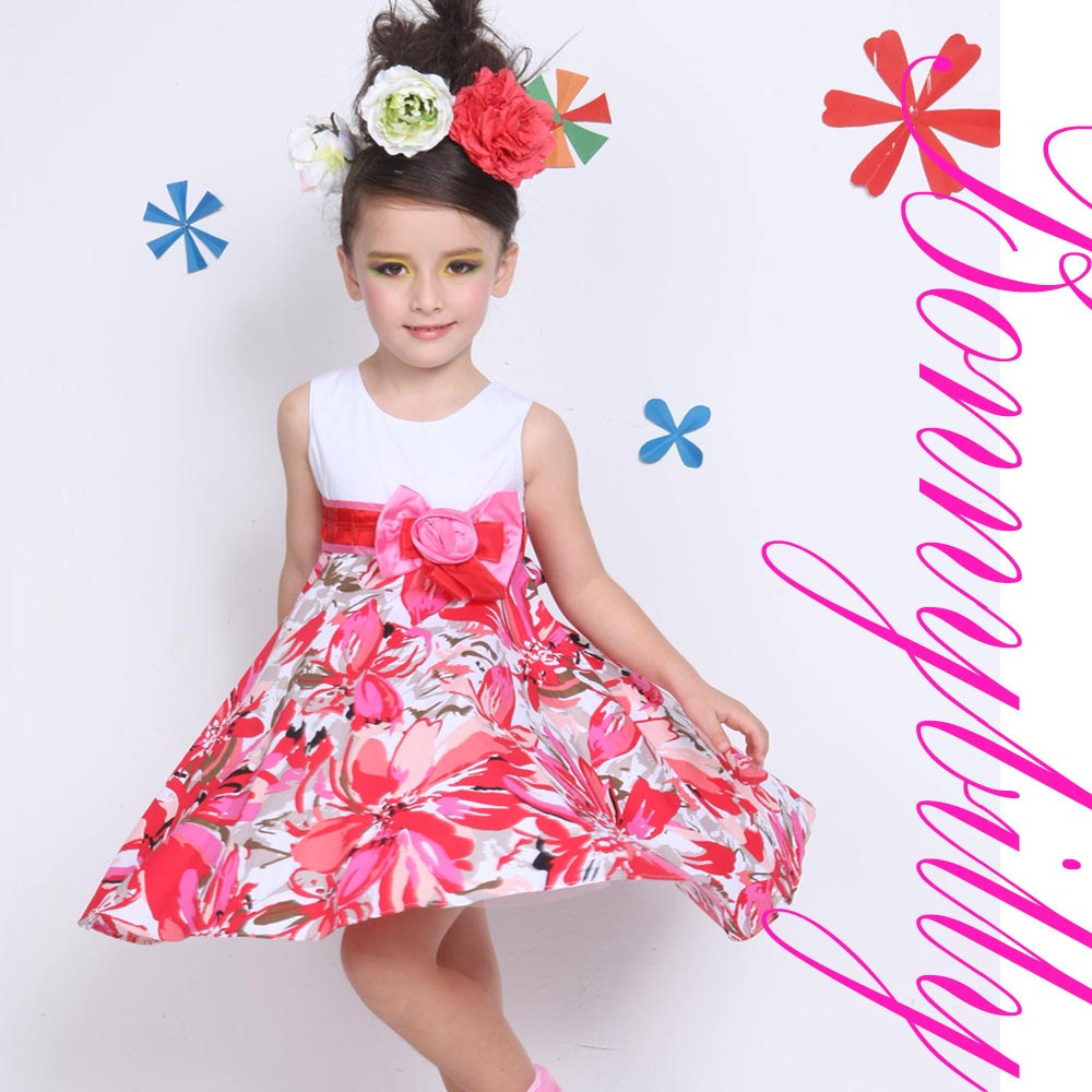 Dress China Made China-children-party-dress