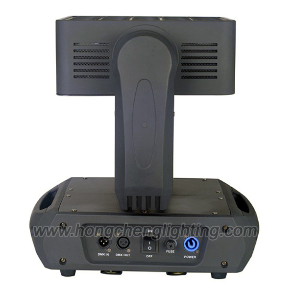 2014 New Product Stage Lighting CREE Quad LED Array Beam Moving Head Light