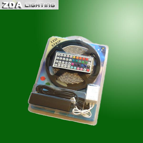 Waterproof 5050 RGB Flexible LED Strip
