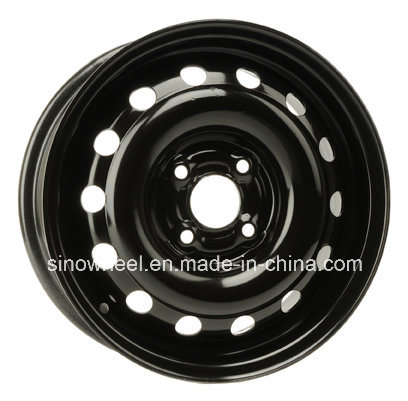High Quality Winter Steel Wheel Rim Passenger Car Steel Wheel Rim