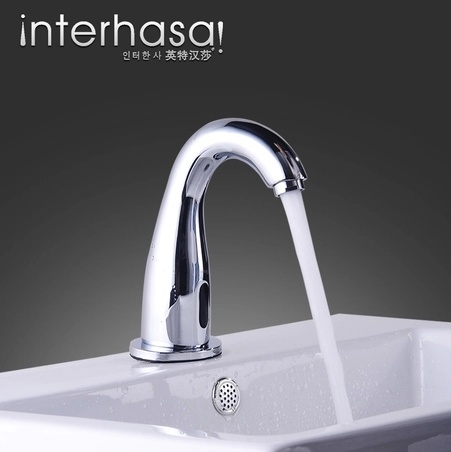 Bathroom Automatic Tap Infrared Sensor Faucet