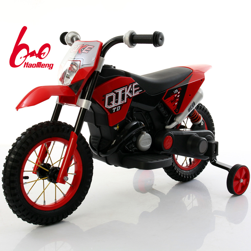 2017 New Design Hot Popular Children Kids Battery Electric Motorcycle with Ce Certification