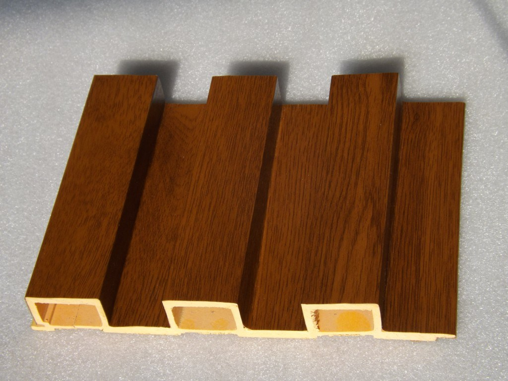 Wood Composite Panel : China exterior use wood composite wall cladding wpc
