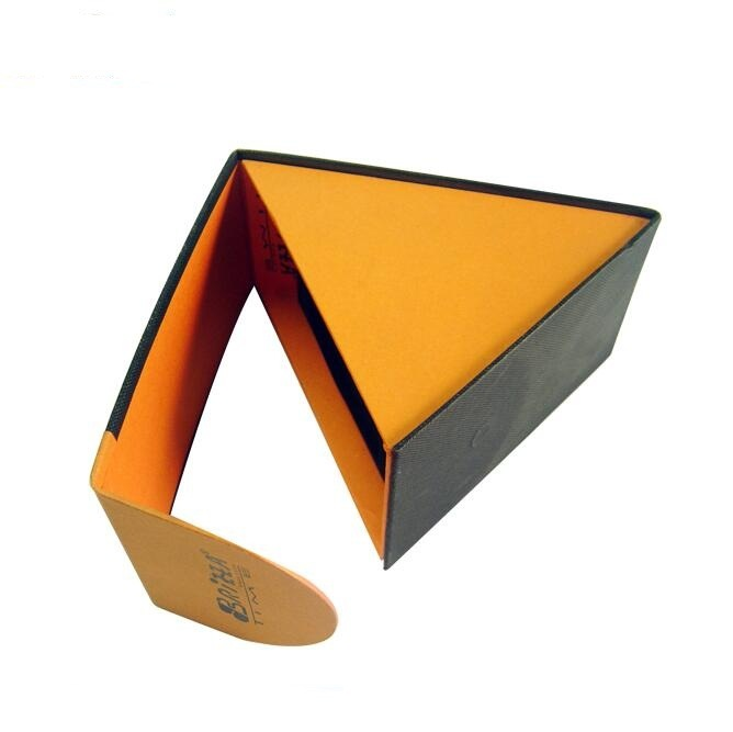 Paper Cardboard Folding Magnet Closure Box with Flat Shipping