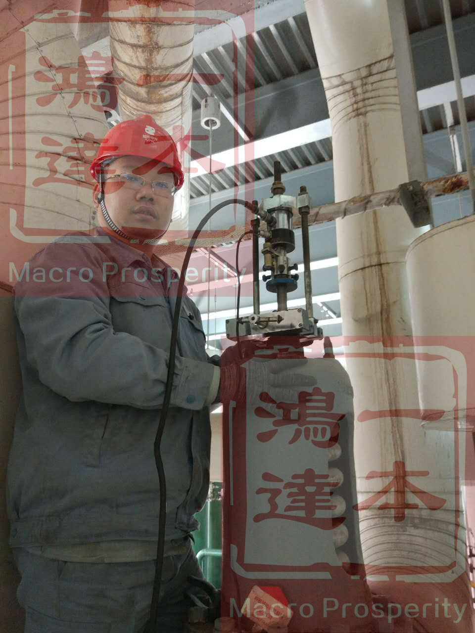 First-Class Maintenance Services for Safety Valves in Qinghe Power Plant