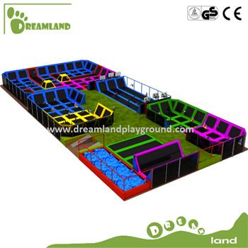 Dreamland Indoor Trampoline Arena