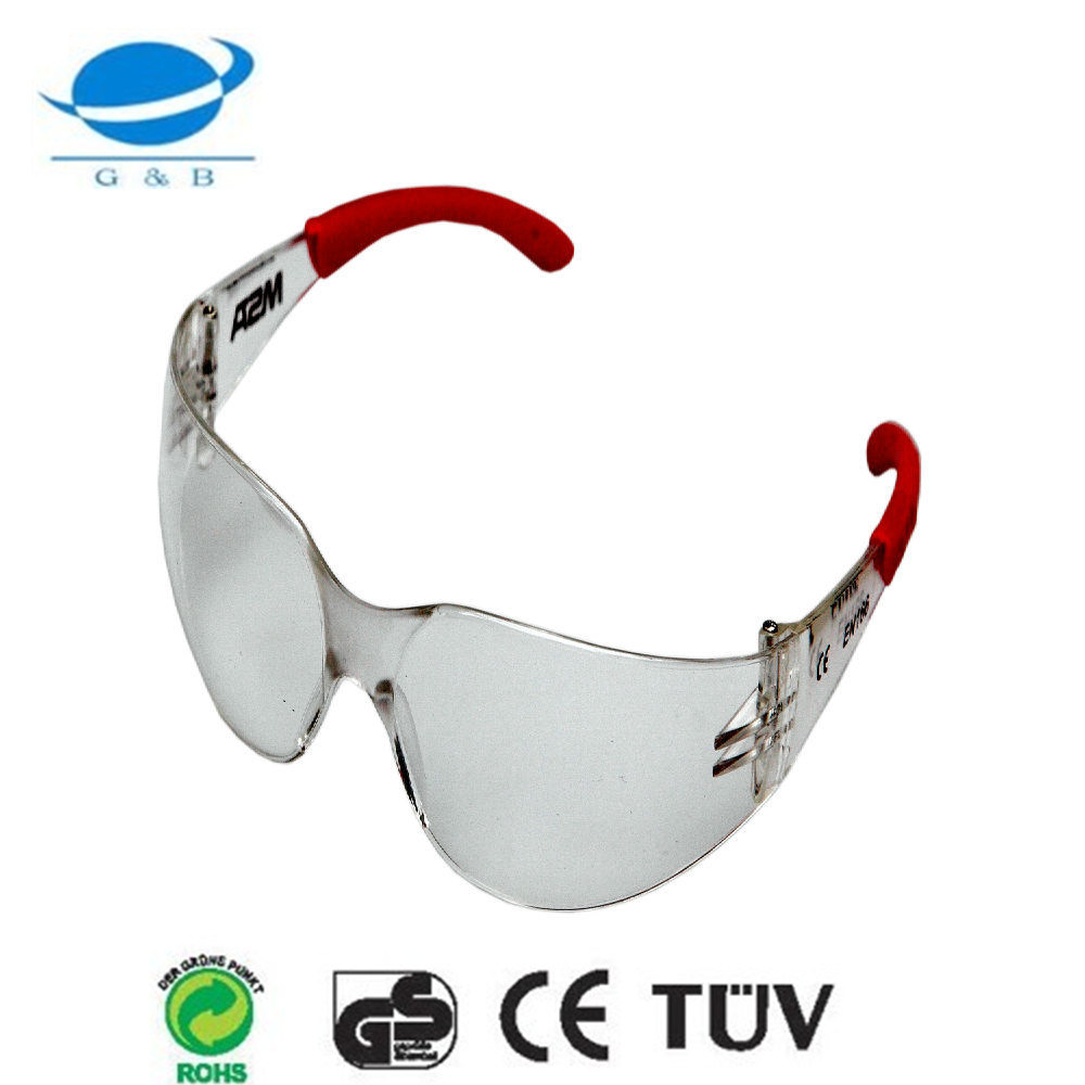 CE Approved Plastic Safety Products Eye Goggle Glasses for Welding