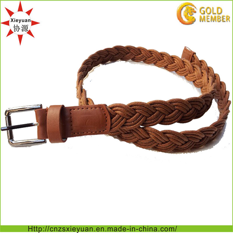 Different Design Buckle for Women and Men Leahter Belt