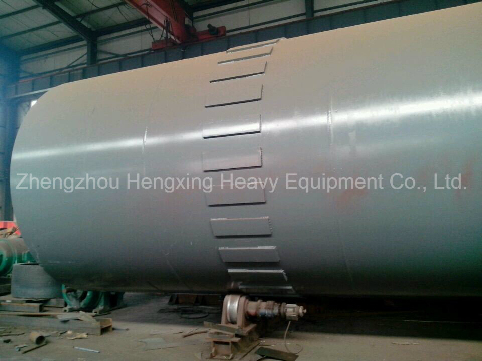 We Produce Rotary Kiln for Calcine Lime, Mg, Bauxide