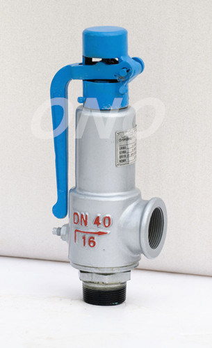 Spring Low Lift Male Thread Wcb Safety Valve with Spanner