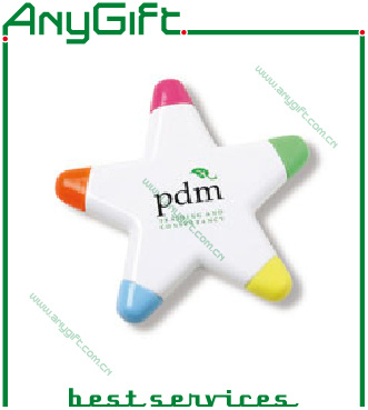 Highlighter Pen with Customized Logo