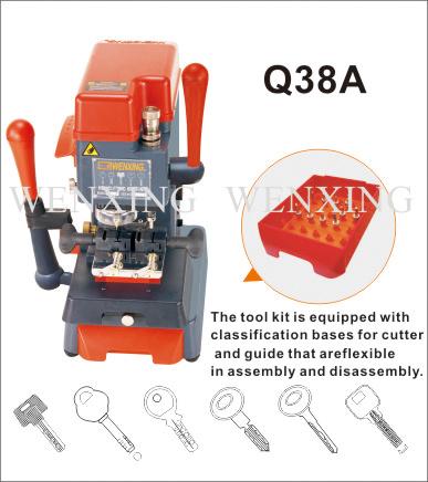 Q38A Key Cutting Machine