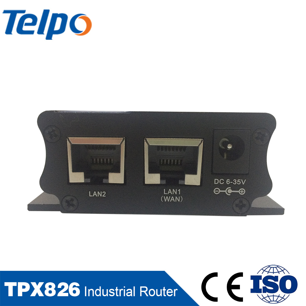 Telepower SIM Card Slot WiFi 3G 4G Router with External Antenna