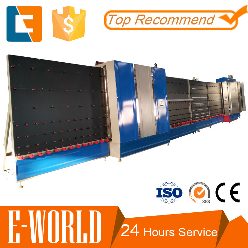 Vertical Automatic Insulating Glass Machine Production Line