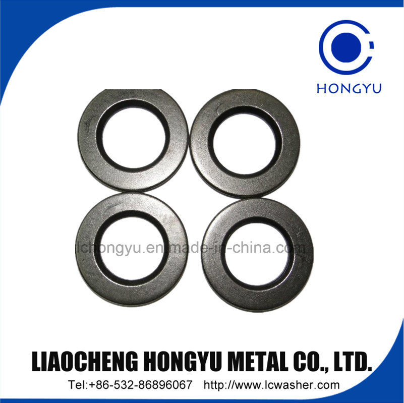 Helical Spring Lock Washer