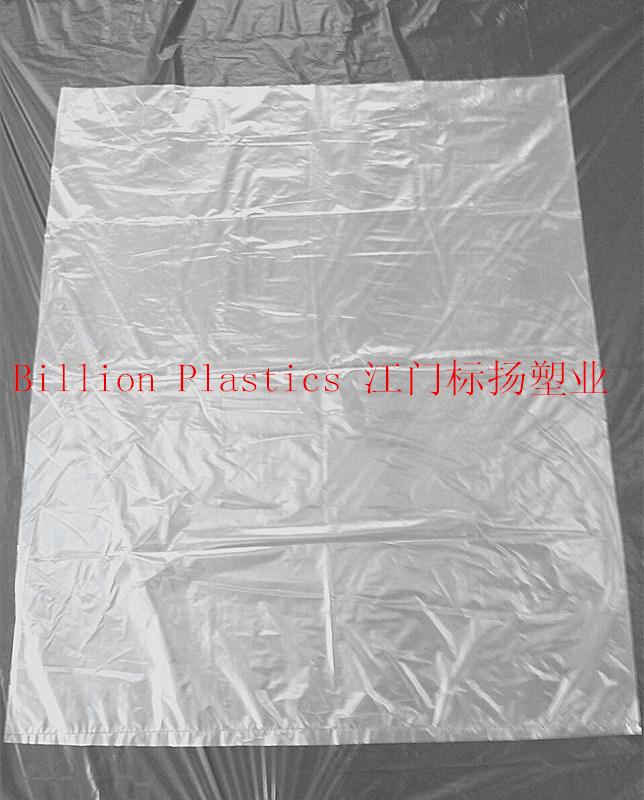 HDPE Flat Bag on Roll Transparent Supermarket Bag Food Bag