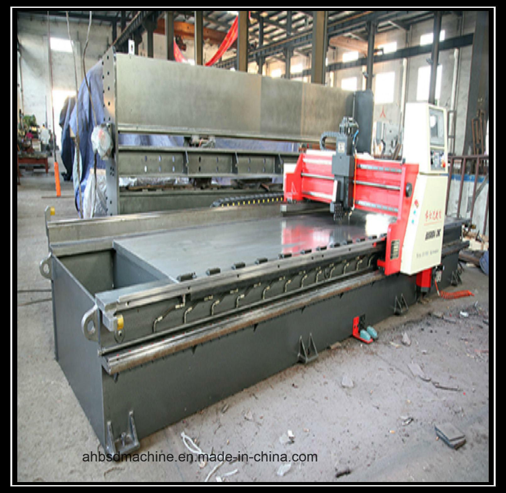 Hot Sale Portable CNC 100mm Metal Plasma CNC Cutting Machine