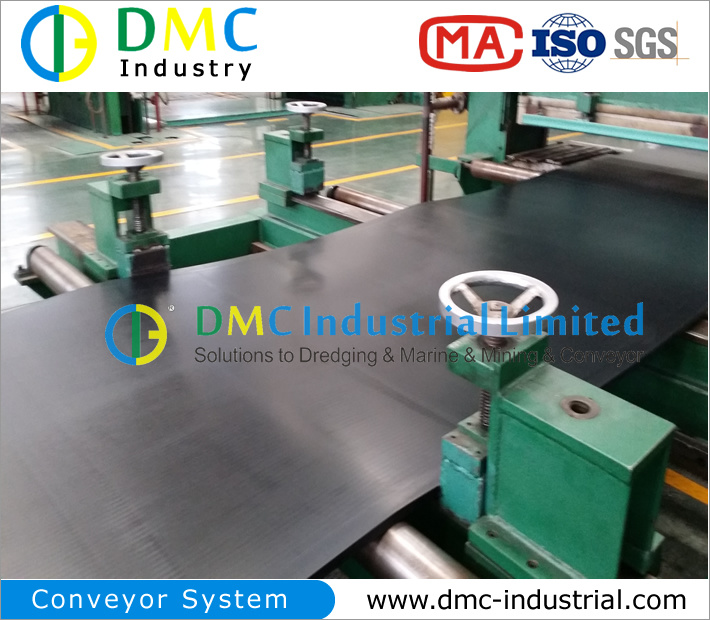 Ep Conveyor Belts for Bulk Materials Handling System
