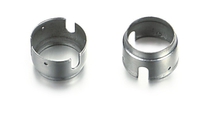Precision Parts with Steel, Stainless Steel (Factory)