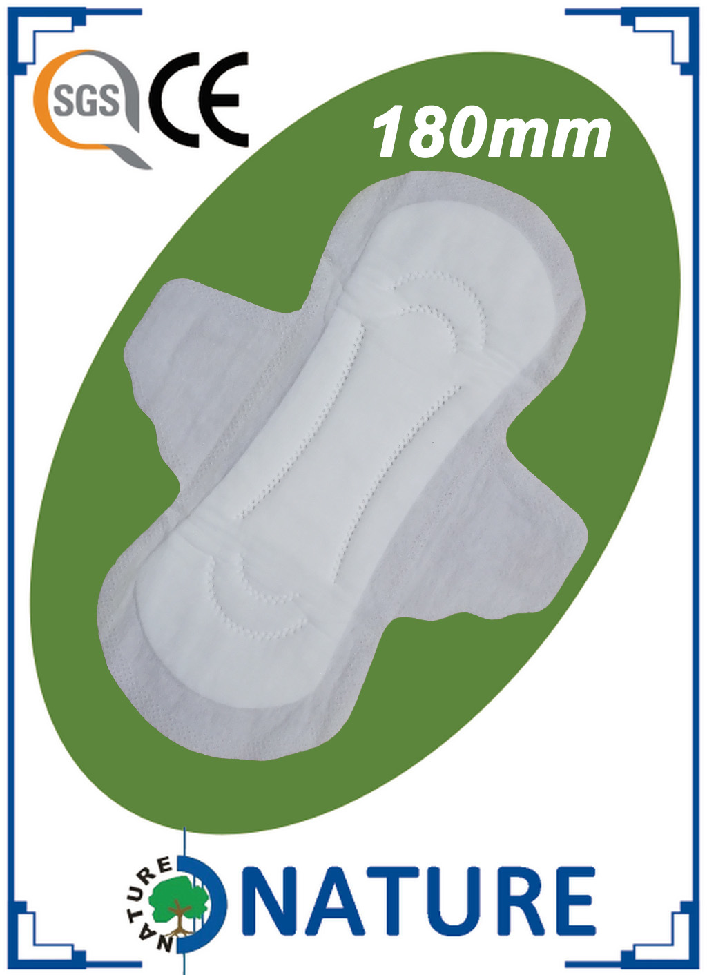 Good in Touch Anion Disposable Sanitary Napkin