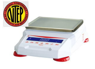 600g 0.1g Ntep &Omil Certificate Precision Balance Electronic Scale