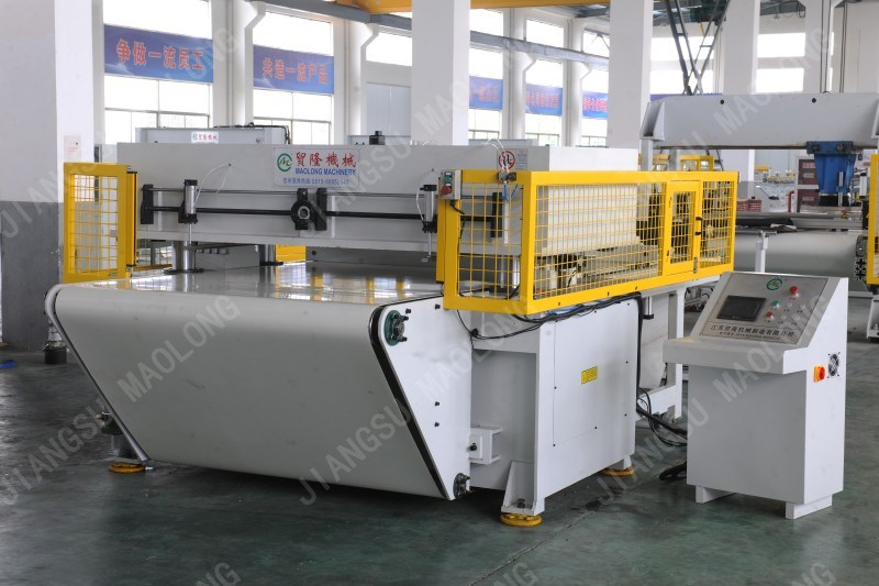 Intelligent Automatic Hydraulic Die Cutting Press