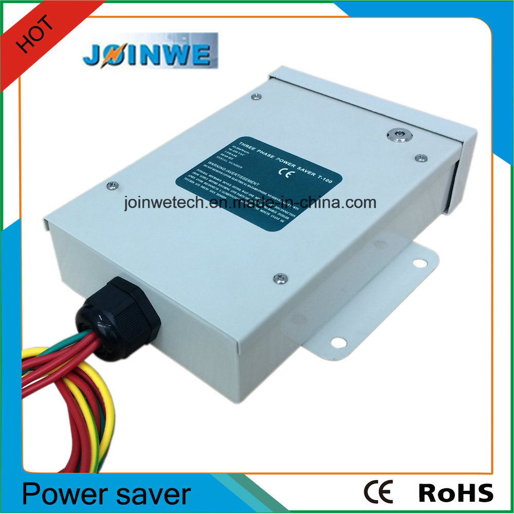 Three Phase Power Saver with Metal Housing (T-100)