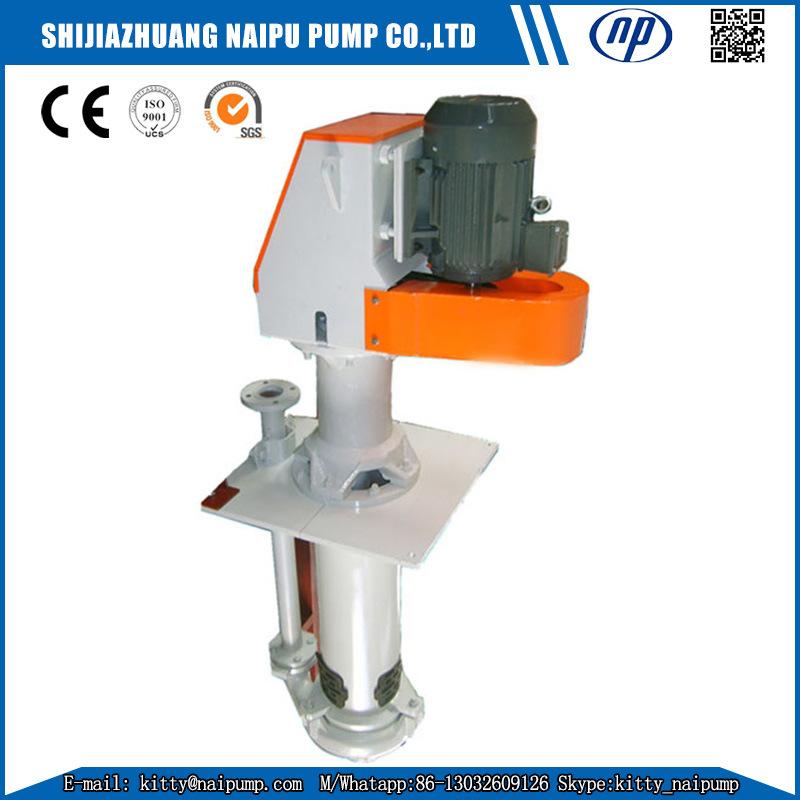 Np-Sp High Chrome Wear-Resistant Vertical Slurry Pump