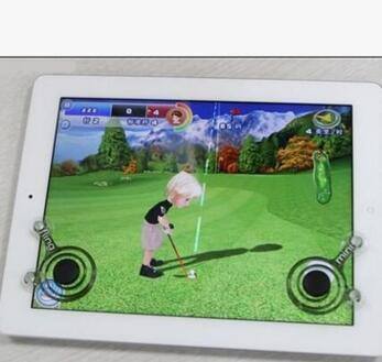 Funny Touch Screen Device Mobile Phone Mini Game Tablet Joystick for Android iPhone and iPad Tablet