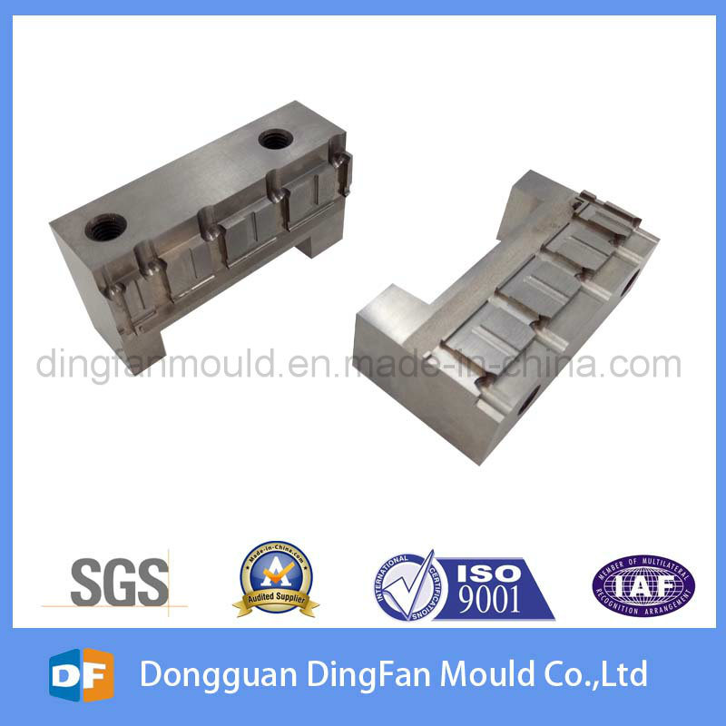 High Precision CNC Machining Part Spare Part for Injection Mould
