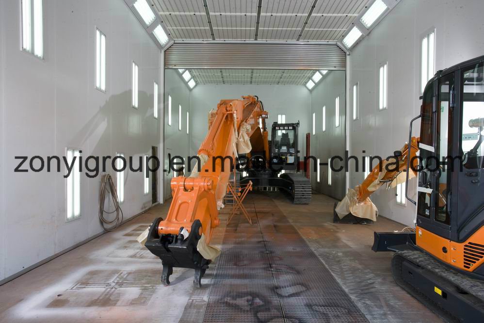 Painting Booth Baking Booth Manufacture Truck Spray Booth