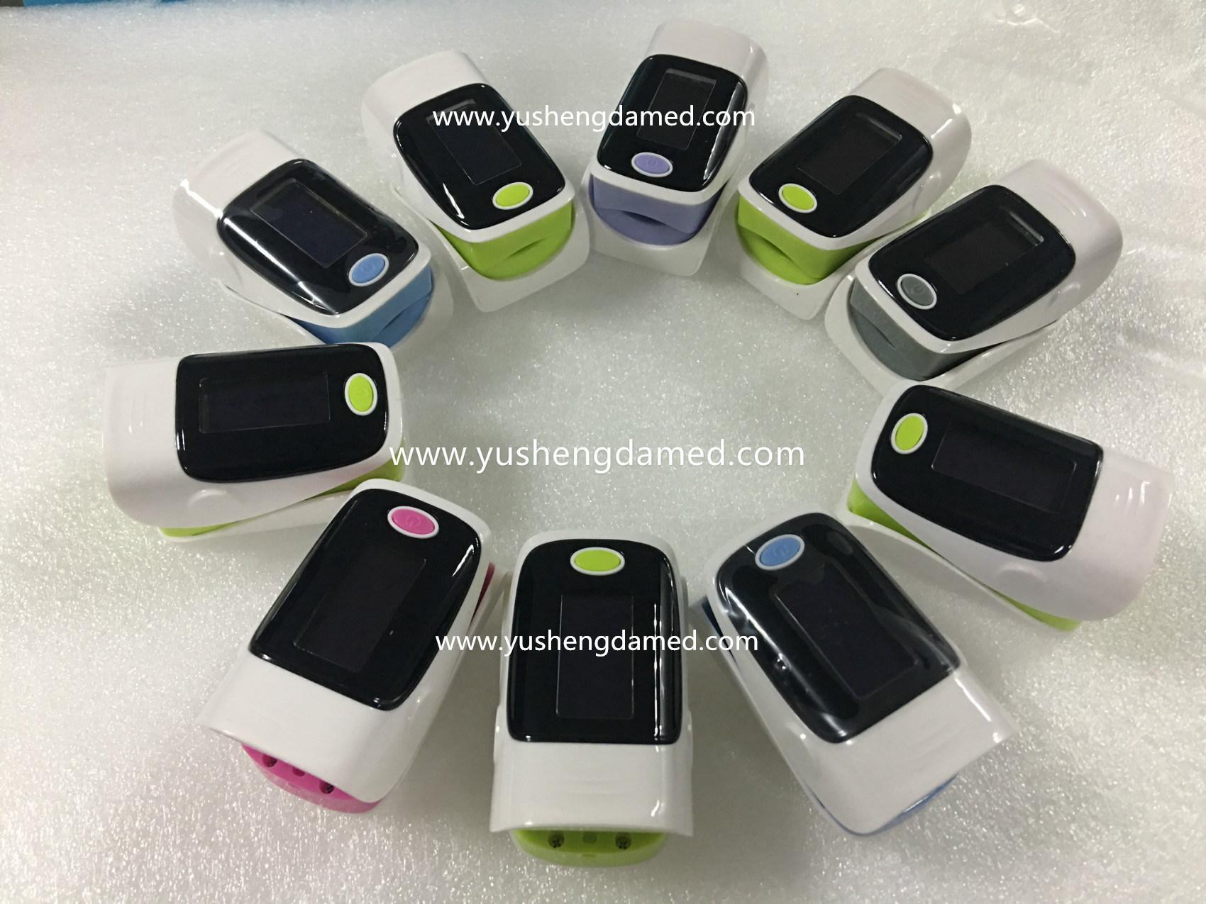Hottest Digital Medical Equipment SpO2 Monitor OLED Fingertip Pulse Oximeter