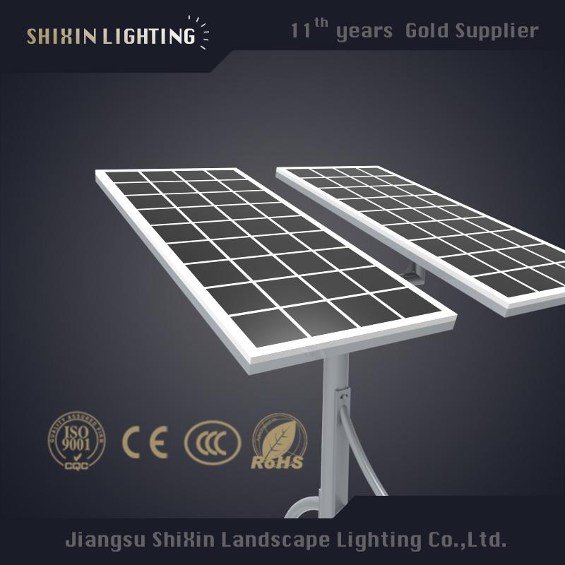 Ce Certified 30W-120W Solar Street Light 5 Years Warranty